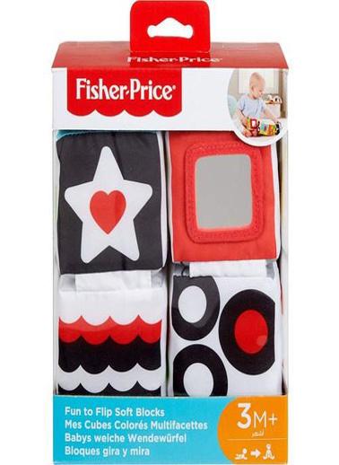 Fisher Price Fisher Price Eğlenceli Küpler Renkli